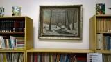 Březen-výstava v knihovně